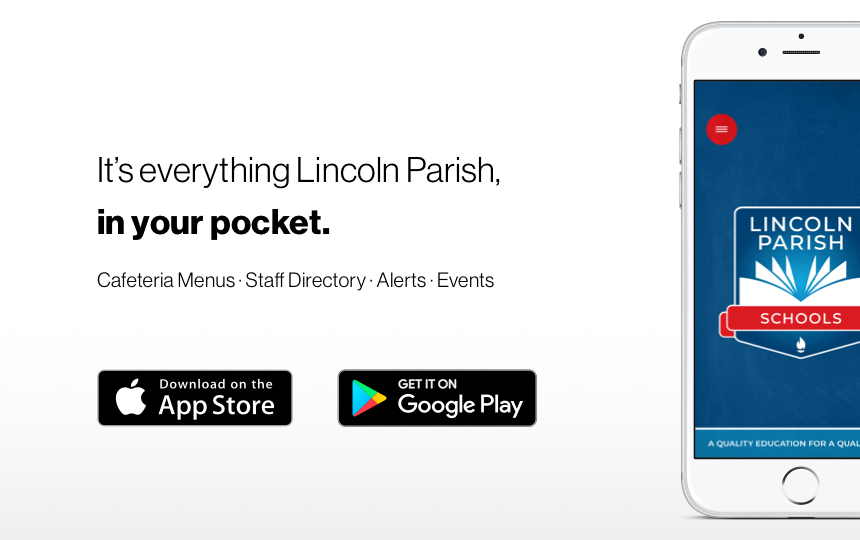Lincoln Parish's New App