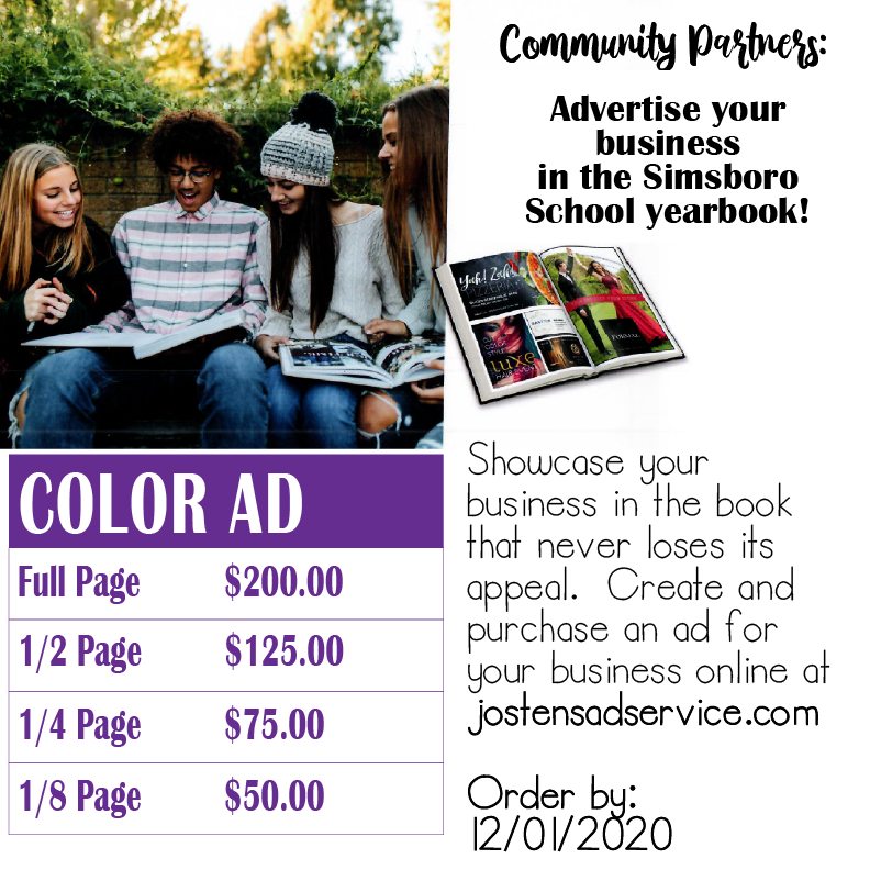 Business Yearbook Ad